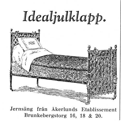 Idealjulklapp 1891